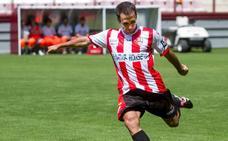 Muneta renueva por una temporada con la UD Logroñés