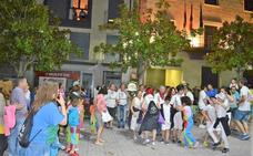 El desentierro de la Venancia abre las fiestas de San Juan y San Pedro