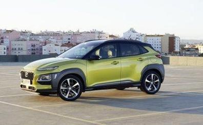 Hyundai presenta el nuevo Kona