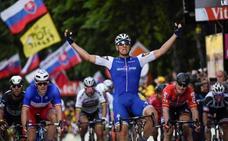 Marcel Kittel gana la segunda etapa del Tou