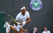 Nadal saborea la victoria en Wimbledon dos años después