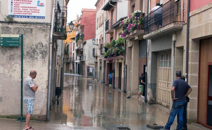 Inundación en Santo Domingo