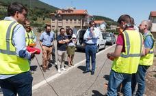 La Comunidad detectará las fugas de agua de 23 municipios del Oja-Tirón