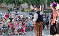 Divertido inicio del XX Festival de Teatro de Santo Domingo