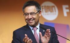 Bartomeu: «El presidente del PSG no quiere vender a Verratti»
