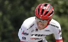 Contador: «Froome no es solo él, tiene un equipo potentísimo»