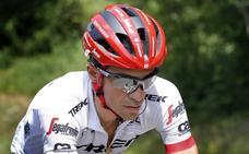 Contador: «Si me recupero de los golpes, la tercera semana será entretenida»