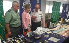 Sesenta y seis detenidos por narcotráfico, tenencia de armas y homicidio en una operación que incluye La Rioja