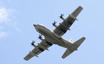 16 muertos en un accidente aéreo militar en EE UU