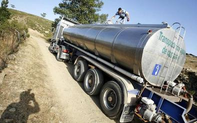 Tres municipios riojanos han necesitado 273.500 litros de agua en el primer semestre