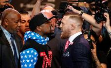McGregor: «Le noquearé en el cuarto asalto»