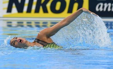 Ona Carbonell apunta a plata en el solo técnico