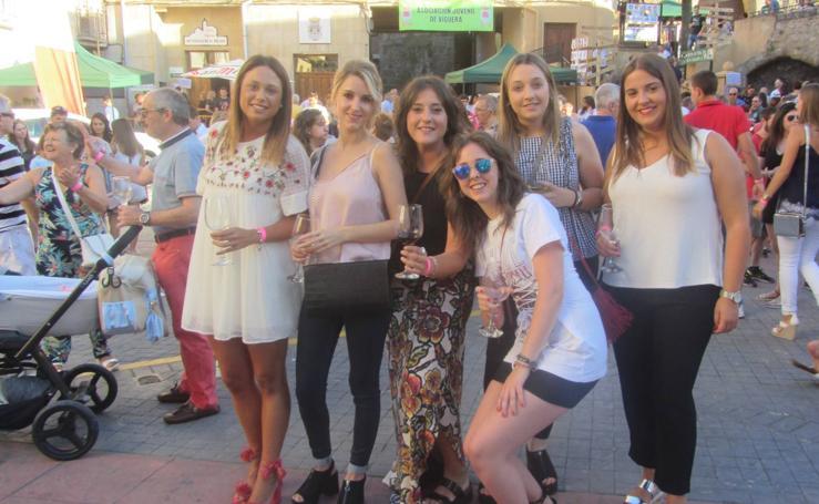 VI Feria de Vinos de Rioja en Viguera