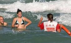 Tres ahogados cada día de verano