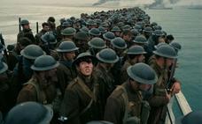 El cine bélico de 'Dunkerque' abandera una semana con once estrenos en taquilla