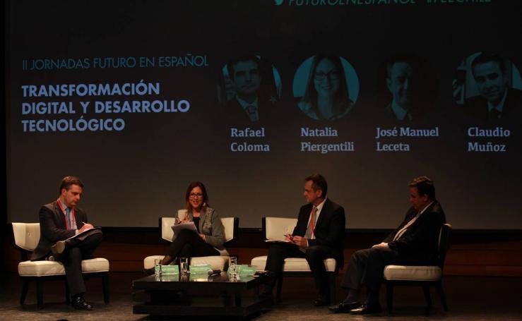 Segunda jornada de Futuro en Español en Chile