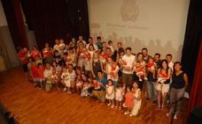 Pañuelos festivos para los niños