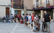 Los dueños de perros reclaman más y mejores zonas de esparcimiento canino