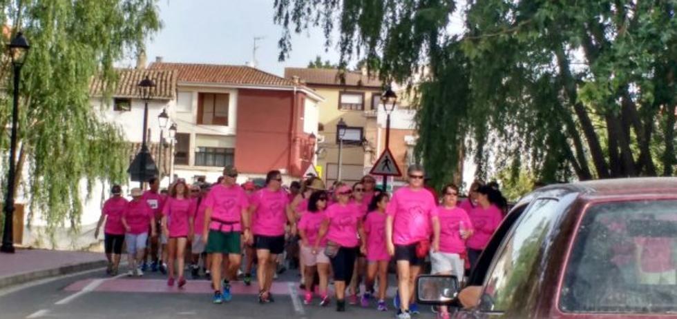 450 personas en la marcha de Cihuri