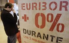 Las familias riojanas ahorrarán otros 38 euros con el mínimo del Euribor