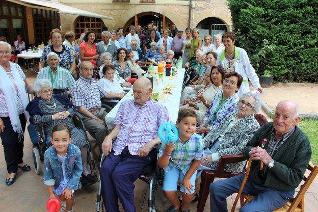 El Hospital del Santo se llenó de familias
