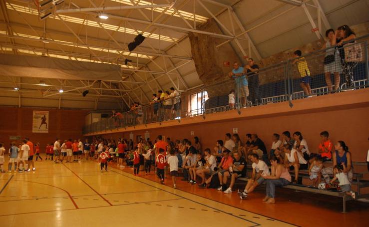El XXX Torneo Pequeñín en Calahorra