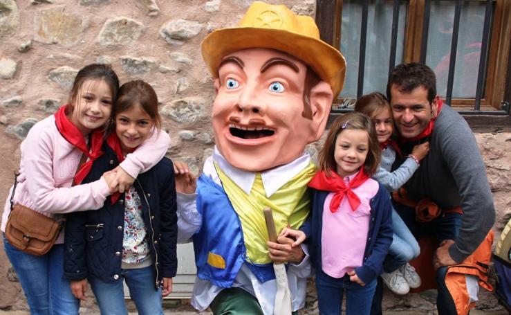 Ezcaray inicia sus fiestas de San Lorenzo