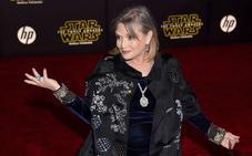 Carrie Fisher legará siete millones de dólares a su hija Billie Lourd