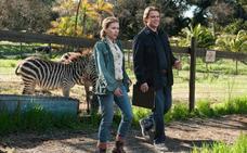 Matt Damon y Scarlett Johansson atraen más que el paisaje de Túnez