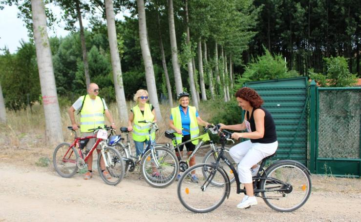 Día de la Bicicleta en Anguciana