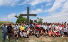 Homenaje en la cruz de los Valientes, este lunes