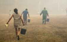 El fuego ha arrasado 75.000 hectáreas en España, el peor año del último lustro
