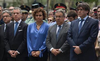 El lehendakari asistirá a la gran manifestación del sábado en Barcelona