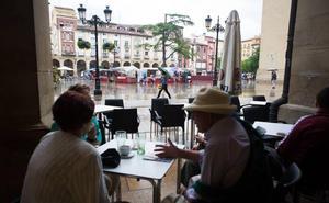 Aviso amarillo por lluvias y granizo en La Rioja