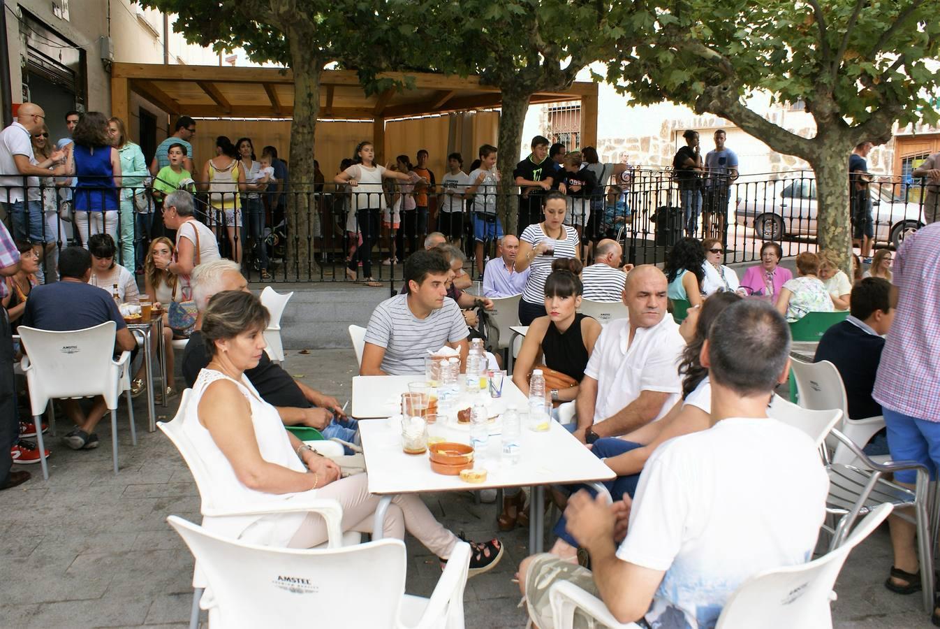 Festival de la Patata Brava de Villar de Torre