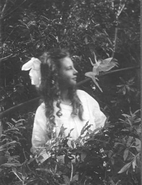 Arthur Conan Doyle y las hadas de Cottingley