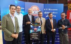Seis equipos de la ACB competirán en Logroño en el Circuito de Pretemporada