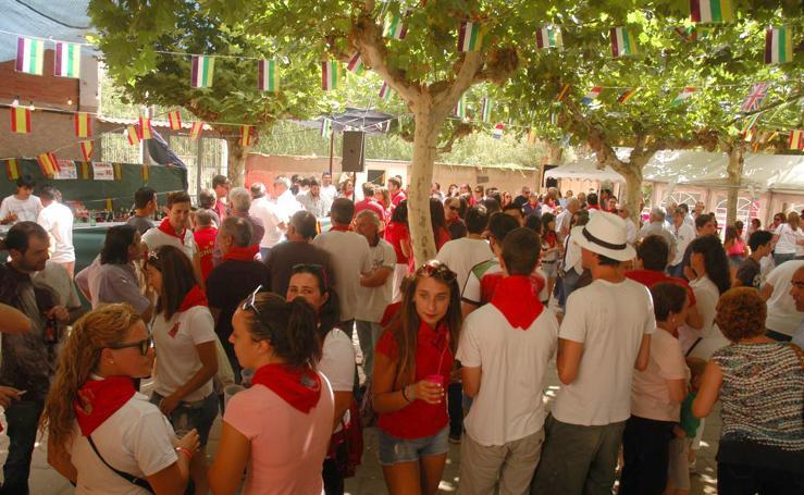 Arrancan las fiestas de San Gil en Cervera