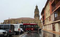 El autobús ya sube a la Atalaya