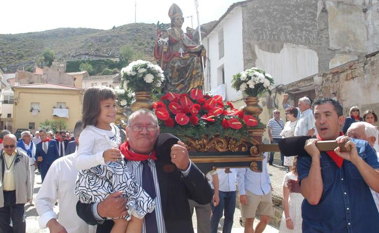 Cervera celebra el Día Grande de las fiestas de San Gil