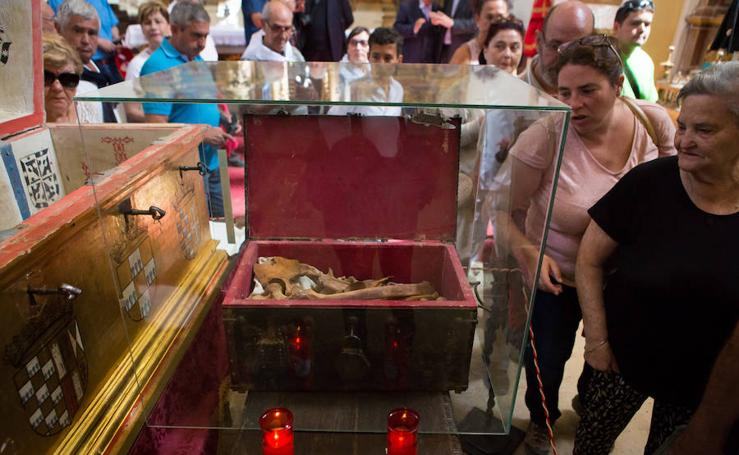Reliquias de San Vitores