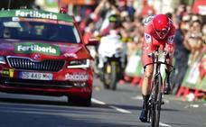 Froome gana la crono y Contador se acerca al podio