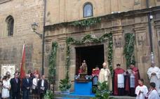 La ermita de la Virgen de la Plaza se agrega a la basílica romana de Santa María
