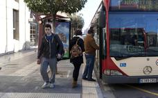 El Ayuntamiento de Logroño refuerza el autobús en San Mateo