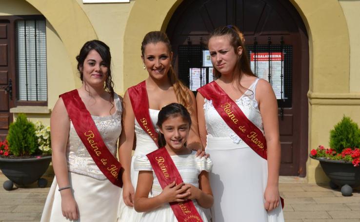 Segunda jornada de las fiestas de la Virgen del Campo de Casalarreina 2017