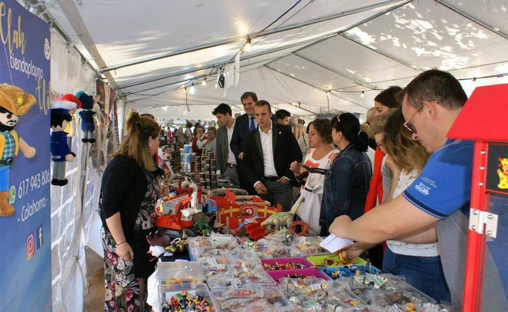 Arrancan las Ferias de San Miguel en Nájera