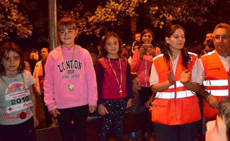 Minimaratón solidario