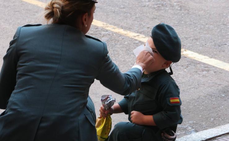 El acto del 12-O en Logroño