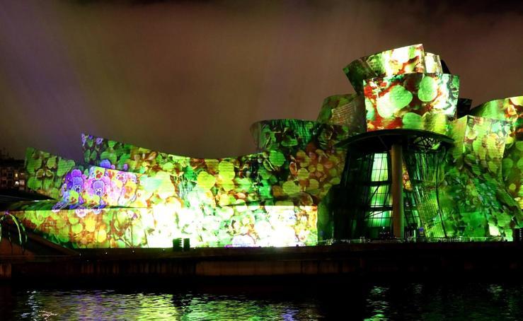 'Reflections' en el Guggenheim