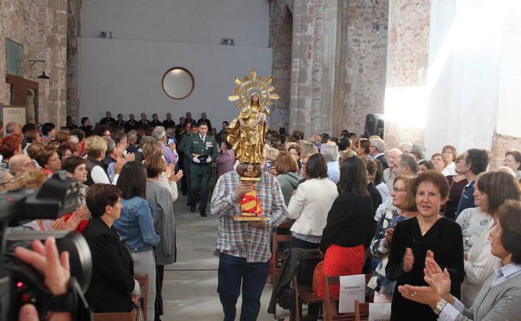 Reformas en la iglesia de Vico